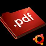 Pdf on Ubuntu